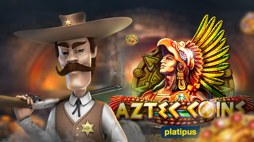 Review The New Aztecs' Coin Slot!